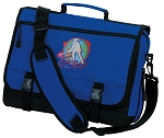 Field Hockey Messenger Bag Royal