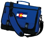 Colorado Messenger Bag Royal