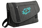 Christian Messenger Laptop Bag Stylish Charcoal