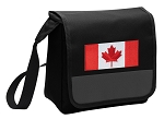 Canada Lunch Bag Cooler Black