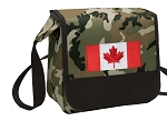 Canada Lunch Bag Cooler Camo