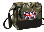 United Kingdom Lunch Bag Cooler Camo