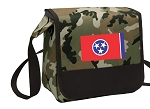 Tennessee Flag Lunch Bag Cooler Camo