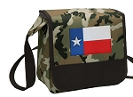 Texas Flag Lunch Bag Cooler Camo