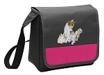 Cute Cats Lunch Bag Cooler Pink