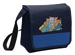 Crazy Cat Lunch Bag Tote