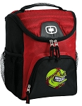 Our Best Softball Lunch Bag Cooler Red