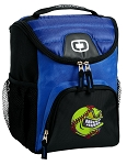 Our Best Softball Lunch Bag Cooler Blue