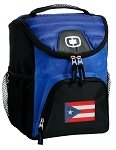 Puerto Rico Best Lunch Bag Cooler Blue