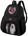 Horses Soccer Backpack or Horse Lover Volleyball Bag for Boys or Girls