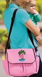 Flamingo Diaper Bag