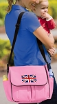 England British Flag Diaper Bag England British Flag Shower Gift