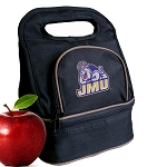 James Madison Lunch Bag Black