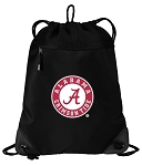 Alabama Drawstring Backpack-MESH & MICROFIBER