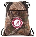 RealTree Camo Alabama Cinch Pack