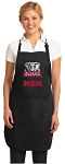 Deluxe Alabama Mom Apron Black