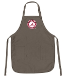 Official University of Alabama Logo Apron