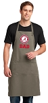 LARGE UA Alabama Dad APRON for MEN A Top ALABAMA DAD Gift!