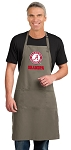 LARGE UA Alabama Grandfather APRON for MEN Alabama Grandpa Gift