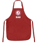 Official Alabama Dad Aprons
