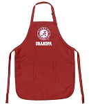 Official Alabama Grandpa Aprons