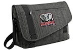 Alabama Messenger Laptop Bag Stylish Charcoal