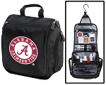 Alabama Toiletry Bag or Alabama Shaving Kit Travel Organizer for Men