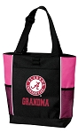 Alabama GRANDMA Tote Bag Pink