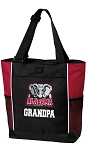University of Alabama Grandpa Tote Bag