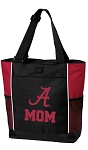 University of Alabama Mom Tote Bag Red