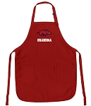 Official University of Arkansas Grandma Aprons