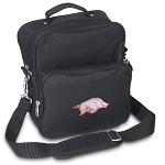 University of Arkansas Small Utility Messenger Bag or Travel Bag