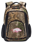 University of Arkansas RealTree Camo Backpack