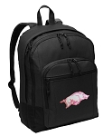 University of Arkansas Girls Backpack - Classic Style