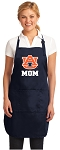 Official Auburn Mom Aprons Navy