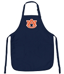 Official Auburn University Aprons Navy