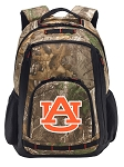 Auburn RealTree Camo Backpack
