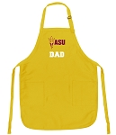 Deluxe ASU Dad Apron - MADE in the USA!