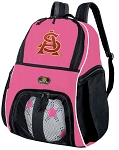 Girls ASU Soccer Backpack or ASU Sun Devils Volleyball Bag