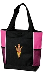 Arizona State Neon Pink Tote Bag