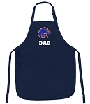 Official Boise State Dad Aprons Navy