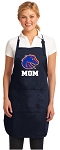 Official Boise State Mom Aprons Navy
