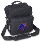 Boise State Small Utility Messenger Bag or Travel Bag