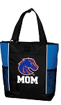 Boise State Mom Tote Bag Roy