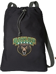 Baylor Cotton Drawstring Bag Backpacks