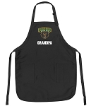 Official Baylor University Grandpa Apron Black