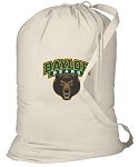 Baylor Laundry Bag Natural