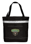 Baylor Insulated Tote Bag Black