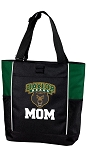 Baylor University Mom Tote Bag Hunter Green