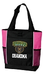 Baylor University Grandma Tote Bag Pink